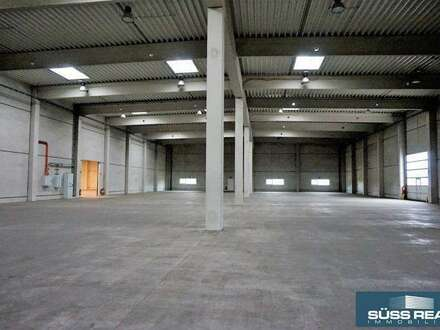 1.800 m² LAGER-/ PRODUKTIONSHALLE IN SIERNING