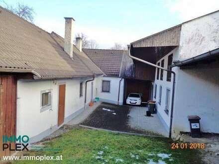 WUNDERSCHÖNES Landhaus Nähe Horn! mit zwei getrennten Wohneinheiten und großem Garten zu verkaufen!