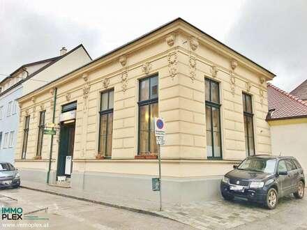 zZt. 6% RENDITE ! - Vermietetes Stadthaus/Geschäftsgebäude in 2070 Retz ZU VERKAUFEN! PROVISIONSFREI !!!