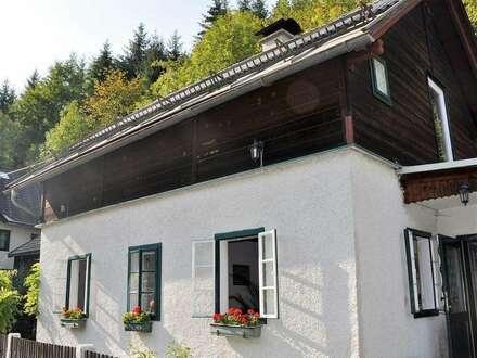 Heimeliges Häuschen in Bad Aussee