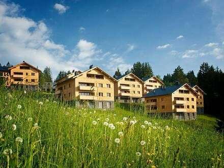 Immobilieninvestment: 2-Schlafzimmerwohnung im Brandnertal