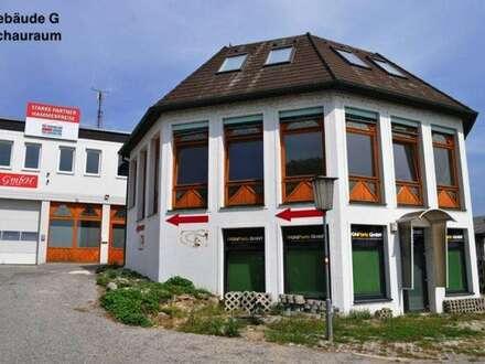 Gewerbepark Donnerskirchen! Lager, Werkstatt, Büro, Geschäft! Zufahrt mit großen LKW's möglich! 10m2 - 1500m2! Ab 25€ Netto/Monat!!