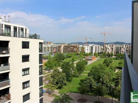 !PROVISIONSFREI - Stilvoller Wohngenuss beim Rudolf-Bendar-Park - Hochwertige Austattung - Tiefgaragen Stellplatz - U1 Vorgartenstraße…