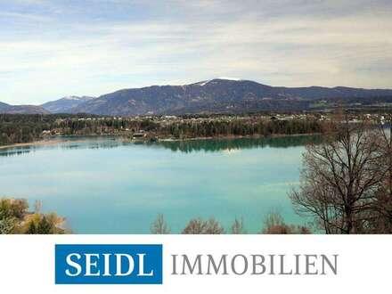 Neubau: Seeblick-Gartenwohnung in ruhiger Lage