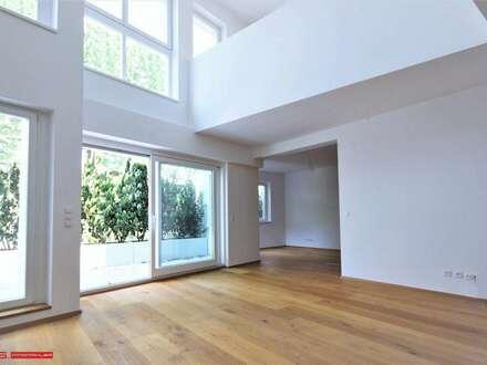 SERVITENGASSE ERSTBEZUG TOWNHOUSE 2 Terrassen 180 m² WFL., 1 Terrasse 31m² auf GARTENEBENE, 1 TERRASSE 18m² im OG - 6 Zimmer 2 Bäder, Optional 1 Garagenstellplatz