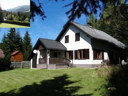 Flattnitz Ferienhaus