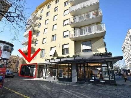 Geschäftslokal mitten im Zentrum (Fußgängerzone) von Dornbirn!