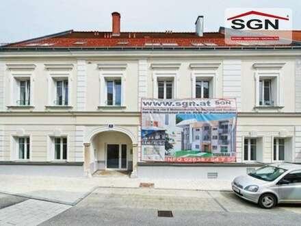 Provisionsfreie 2 Zimmer-Dachgeschoss Wohnung im Herzen von Herzogenburg