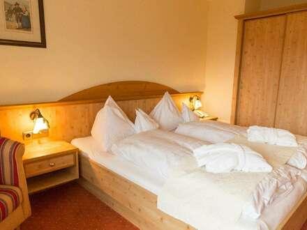 Stadtnahes Ferienhotel mit Gletscherblick in Fulpmes!
