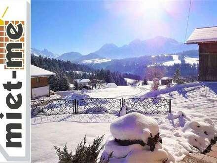 - miet-me - NATUR PUR - 104 m2 Familientraum mit fantastischem Bergpanorama
