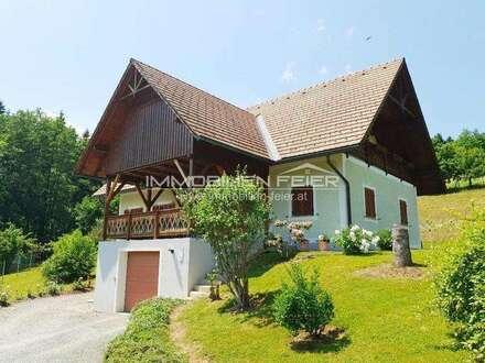 Wohnhaus in idyllischer Lage inmitten der Weinberge!