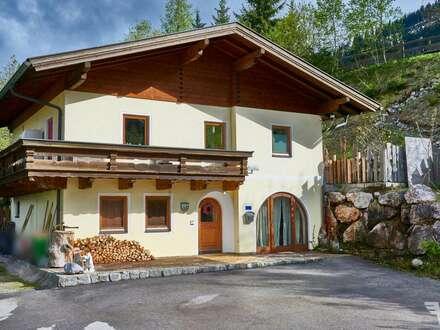 Gepflegtes Haus mit Zweitwohnsitzwidmung in Altenmarkt/Pongau