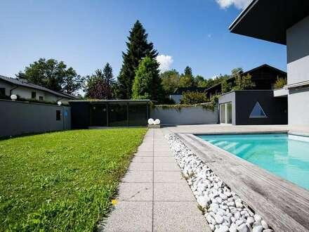 AIGEN | Extravagante Villa mit dem gewissen Etwas
