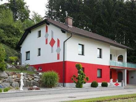 TOP-gepflegtes Einfamilienhaus in Ruhelage - Nähe Steyr