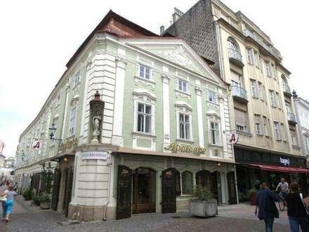 Neu geschaffe Geschäftsfläche in Toplage in der Innenstadt