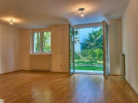 Großzügig angelegte 3 Zimmer Terrassen-Maisonette mit Garten - Upper West 119 (IV/Top 8: EG+1.OG, € 516.000,- )