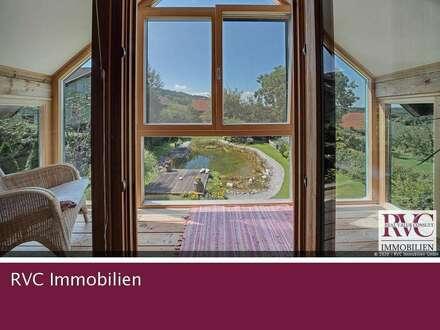 Idyllische Blockvilla in Nussdorf bei Oberndorf 15Minuten von Salzburg