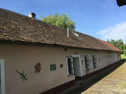 Liebhaberobjekt: Haus um 1900 erbaut, mit 3.000 m² Grund
