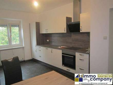 Erstbezug nach Sanierung – schöne Mietwohnung im Zweifamilienhaus in Jennersdorf