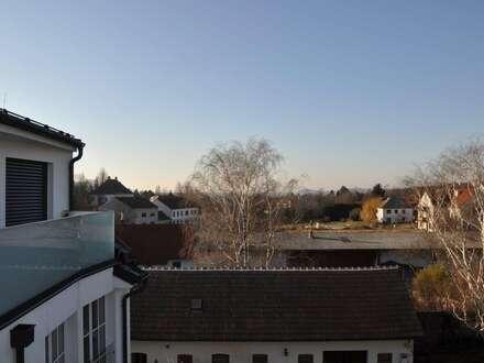 Provisionsfreier Neubau mit zwei Terrassen zum Vermieten mit USt. Ausweisung!