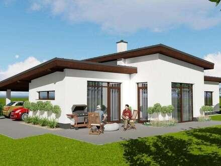 Baustart erfolgt! Provisionsfreier Neubau-Bungalow in Leitersdorf im Raabtal ...!