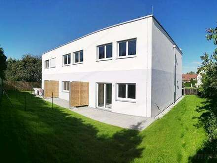 BESTPREIS im Bezirk BADEN - NUR € 284.000,- (schlüsselfertig) Letztes-Mittel-Reihenhaus mit Südgarten - in Enzesfeld südl.…