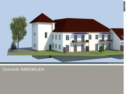 EXQUISITE 89 m² BALKONWOHNUNG IN HERRSCHAFTLICHEM ANWESEN – Top 12