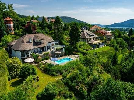 SEEBLICK VELDEN   Villa in einzigartiger Panoramalage