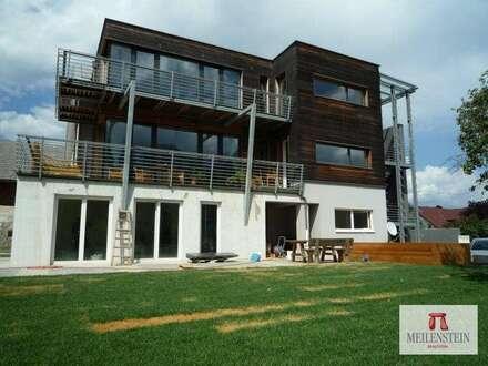 Top Sonnen Penthouse mit Nutzungsrecht für Privatbadestrand am Aichwaldsee TOP3