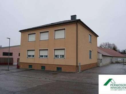 Bürohaus mit 8 Räumen zu vermieten