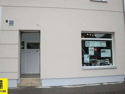 Zentrale Lage - Büroräumlichkeiten/Geschäftslokal in Bisamberg!