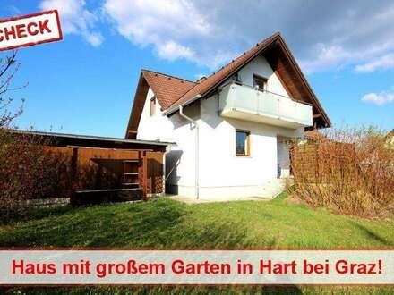 Saniertes Einfamilienhaus in Hart bei Graz zu mieten!