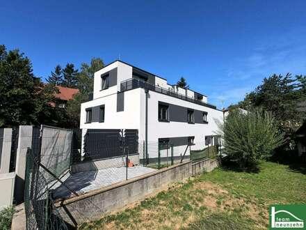 ERSTBEZUG- Sonnige große Doppelhaushälfte - 2 Terrassen, Garten - PKW Stellplatz