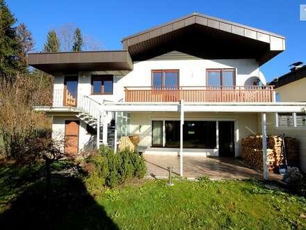 Großzügiges Wohnhaus Nähe Wölfnitz