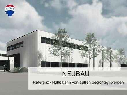 Neubau: Lager- und Werkstattfläche | Gestalten Sie Ihren Betriebsstandort mit !