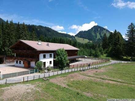 Reiterhof in Tirol - Alleinlage!