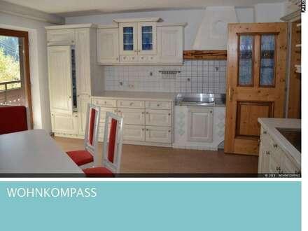 4-Zimmerwohnung mit 25m² Terrasse - Nähe Skigebiet Sölden!