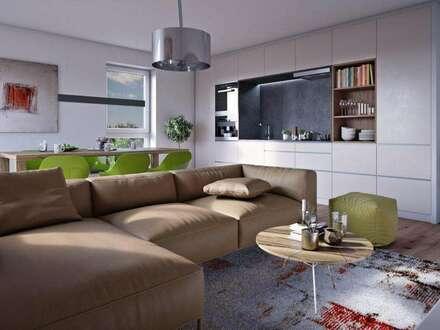 Pichling - Ganz oben mit Blick ins Grüne - leistbar dank großer Wohnbauförderung! Idyllisches Wohnen in Grünlage