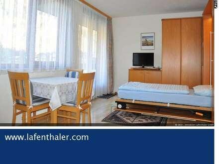 Ruhig aber doch zentral MIET-Wohnung >>direkt am Kurpark von Bad Hofgastein<< mit Lift und Balkon