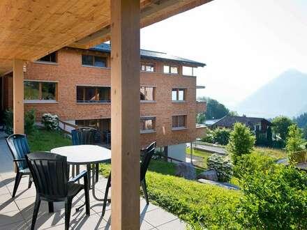 Wunderschönes Penthouseapartment mit Panoramablick im Chalet Matin, Bürserberg