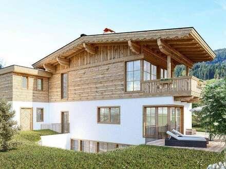 Neubau-Chalet in ruhiger Aussichtslage ( 2018-02467 )