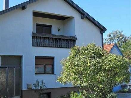 Großzügiges Einfamilienhaus mit guter Infrastruktur