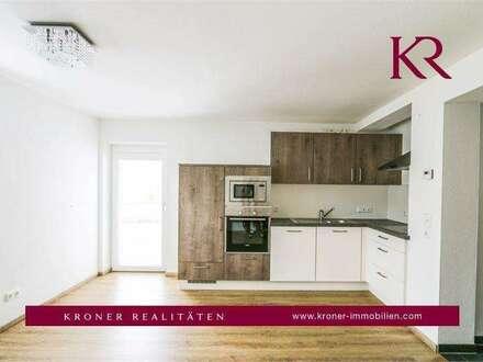 2 Zimmer Wohnung mit Panoramaterrasse in Kirchdorf zu vermieten