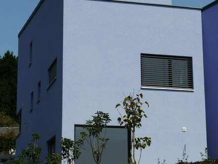 Moderne Doppelhaushälfte, 5 Zimmer, ca. 138m² Wohnfläche, Doppelcarport, sehr schöner Garten.