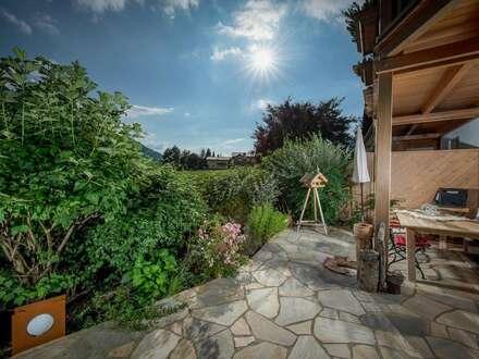 Charmante Duplex-Terrassen-Wohnung in sonniger Lage von Kirchberg
