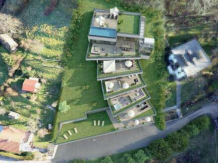 Top 2* LUXUSPENTHOUSE *129,93 m² Wohnfläche *97,48m² Terrasse * PROVISIONSFREI * Graz - Reinerweg