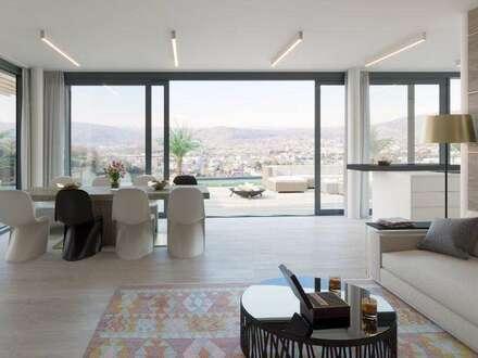 Penthouse Top 1 - 133,18 m² Wohnfläche + 97,57m² Terrasse * PROVISIONSFREI *Graz - Reinerweg
