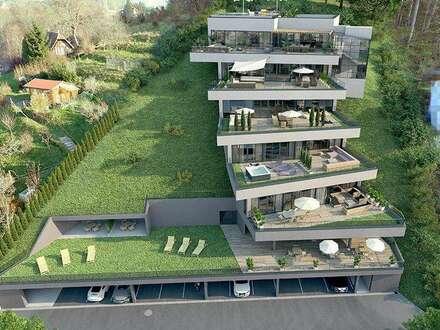 Residieren Sie in luftiger Höhe mit Blick über Graz am Reinerkogel - Reinerweg - LUXUSpenthouse!
