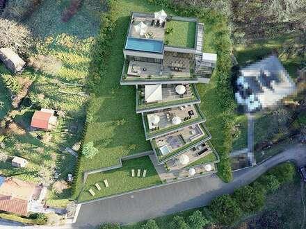 Residieren am Reinerkogel - Reinerweg - LUXUSpenthouse - Riesige Terrasse- 137,44 m² Wohnfläche