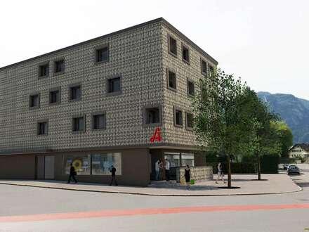 OSWALDhoch3 - 2-Zimmer-Terrassenwohnung, Top 2 - Leben Mitten in Dornbirn